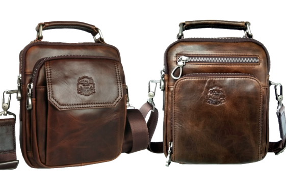 9f23e9f0a4ea Мужские сумки из натуральной кожи. Доставка во все регионы России.